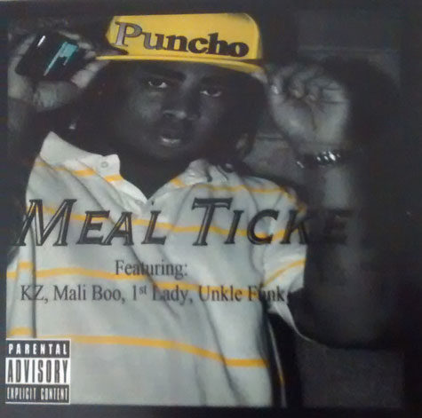 Puncho- Meal Ticket